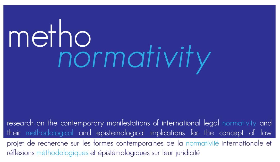 Methonormativity
